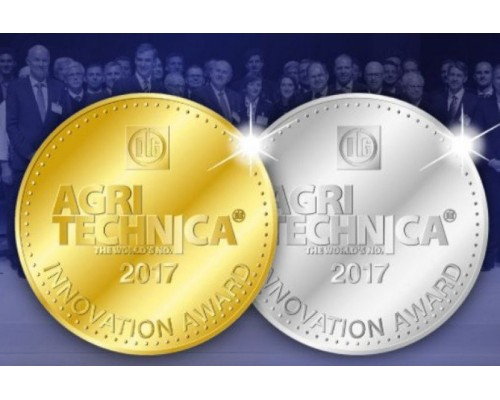 Innovation Award Agritechnica 2017